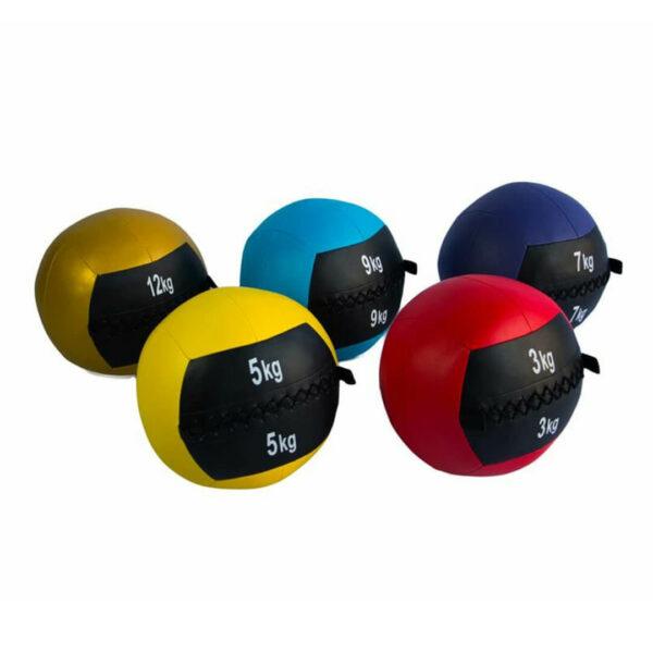 Peso Libre Balon Wall Ball