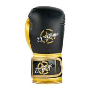 GUANTES VELCRO GOLD 1